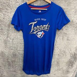 Toronto Blue Jays T Shirt Dress